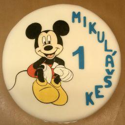 č.43 Kulatá větší Mickey